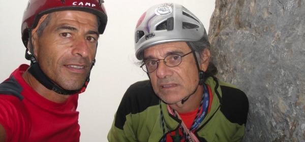 Roberto Iannilli e Luca D'Andrea - foto da fb